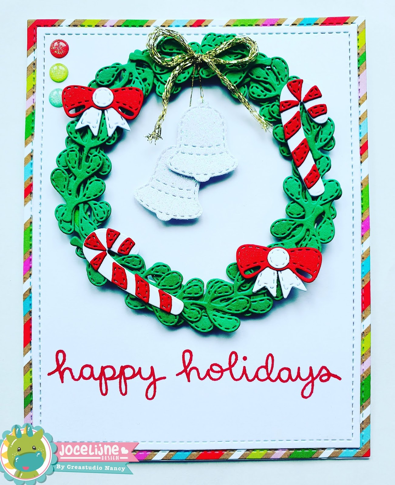 Jingle ornaments 6002/1330 Jocelijne Design