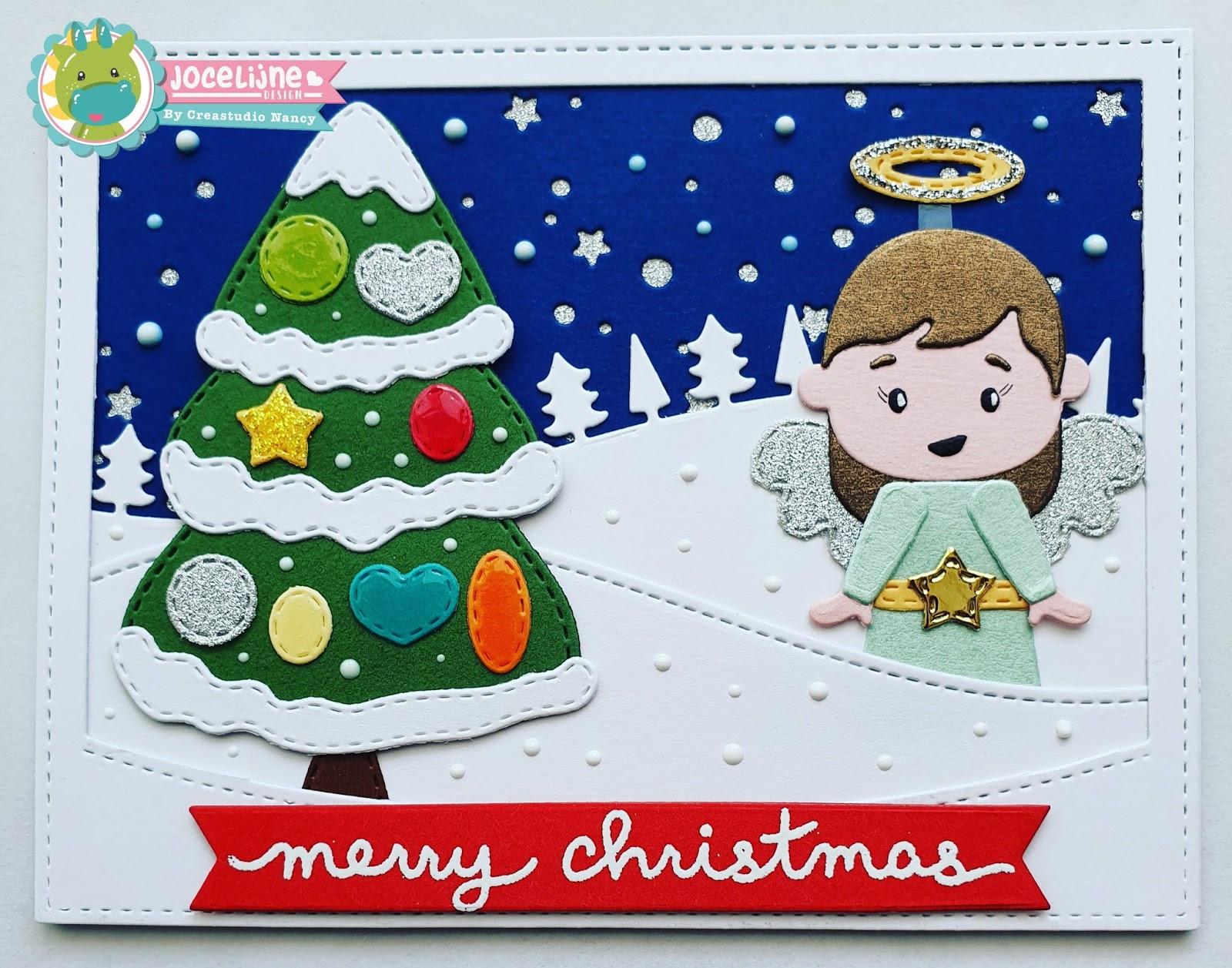 Jingle angels & Jingle Tree Jocelijne Design