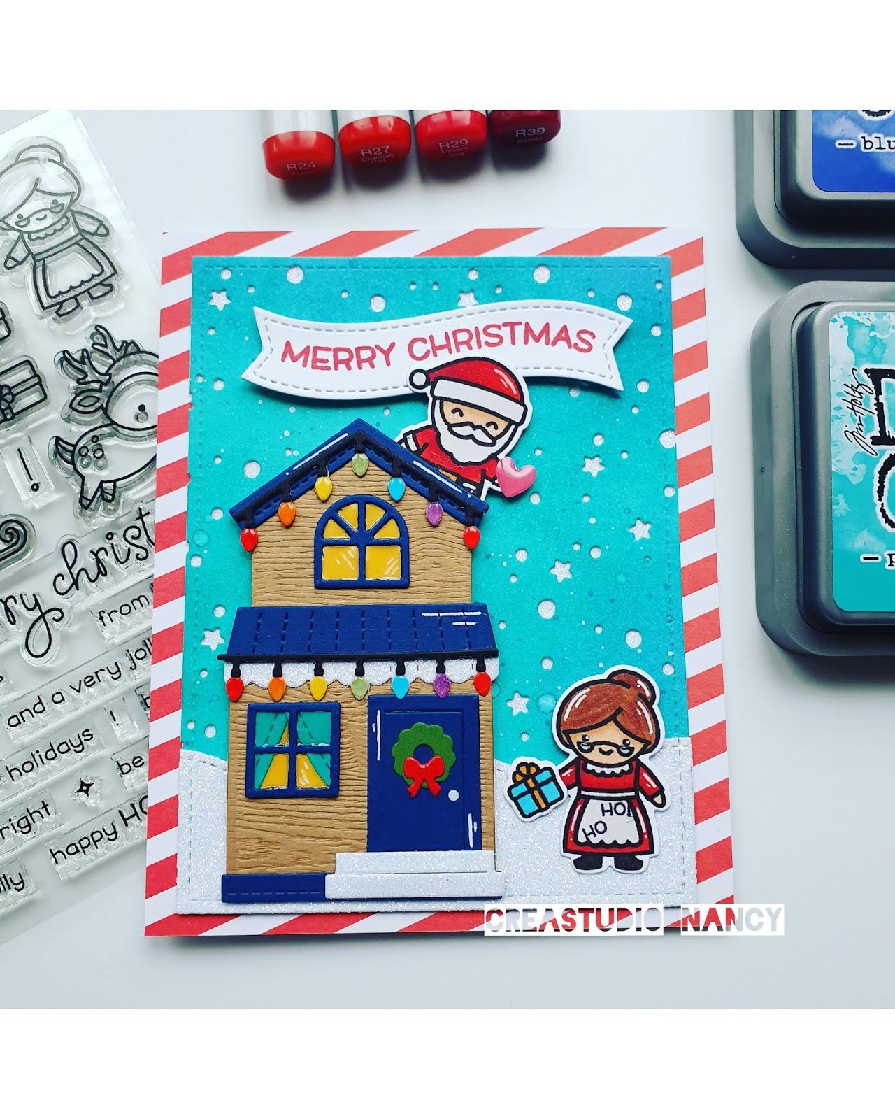 Santa Builderhouse