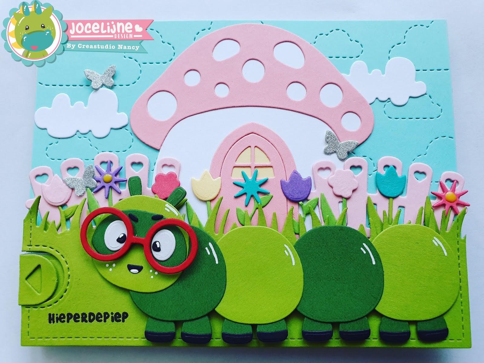Tumble Friends & Mushroomhouse