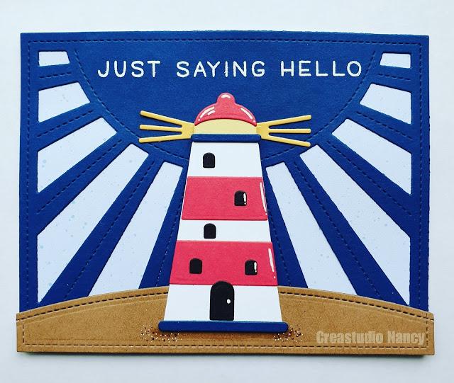 Just Saying Hello!
