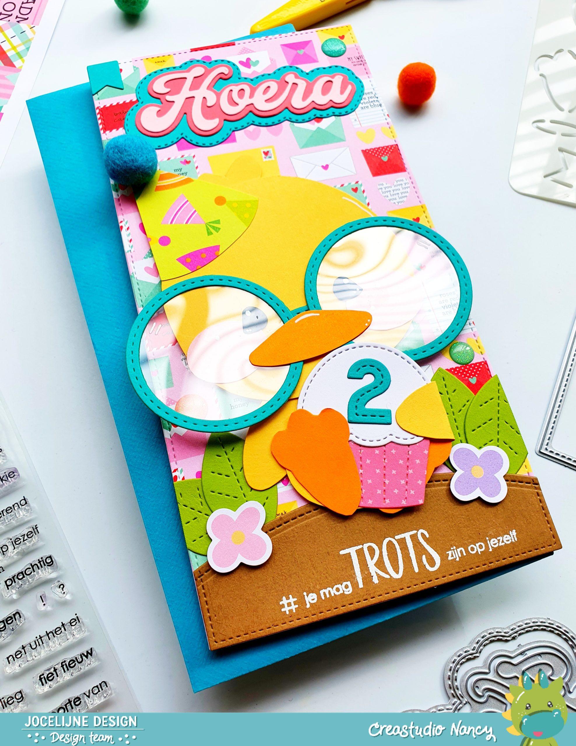Jocelijne Design 2 Jaar!!